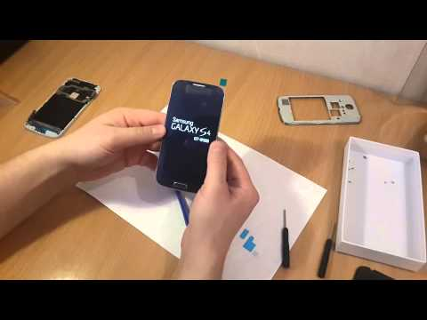 Вот это ДА!!!!Дисплей на SAMSUNG S4 из Китая