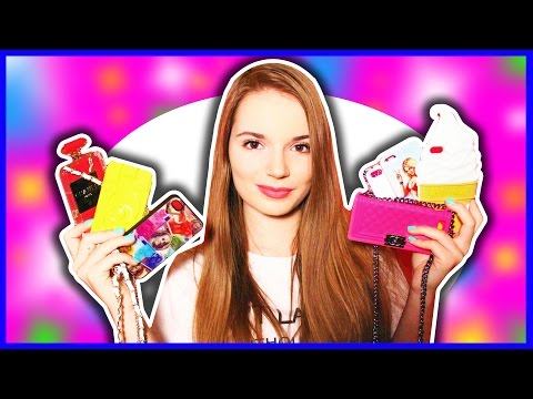 Мои Чехлы На IPhone + ПОДАРКИ ВАМ!!! :)