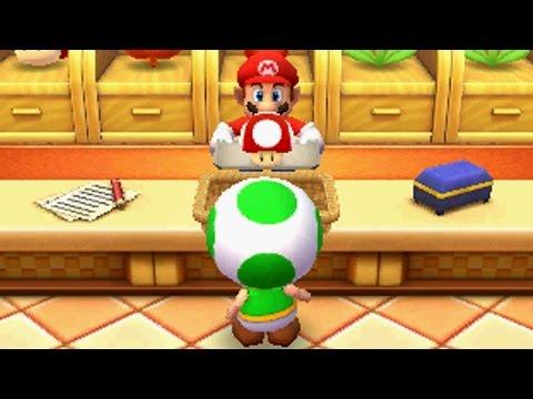 Mario Party Star Rush - All Coin Chaos Minigames