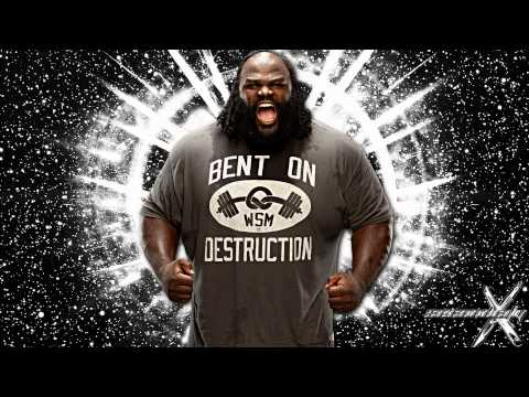"""WWE: """"Some Bodies Gonna Get It"""" ► Mark Henry 17th Theme Song"""