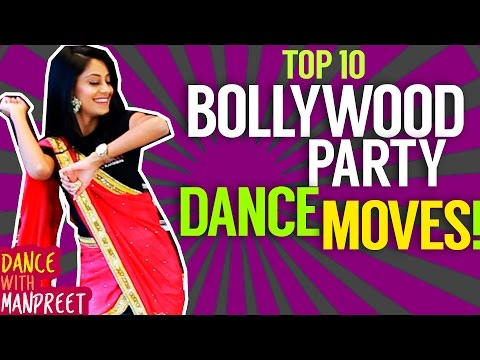 How to do Bollywood Party Dance Moves!!!