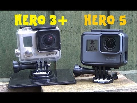 GoPro Hero 3+ vs Hero 5   Changing How You View My Videos