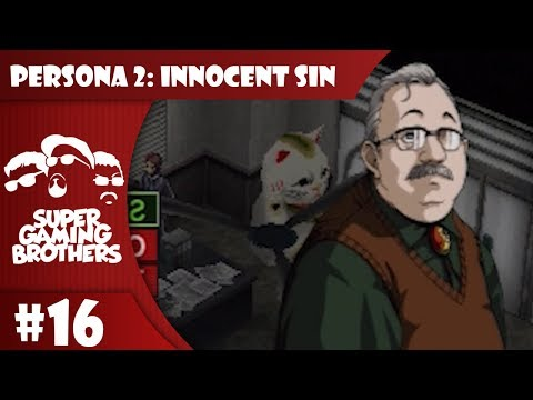 SGB Play: Persona 2: Innocent Sin - Part 16 | The Anti-Uber