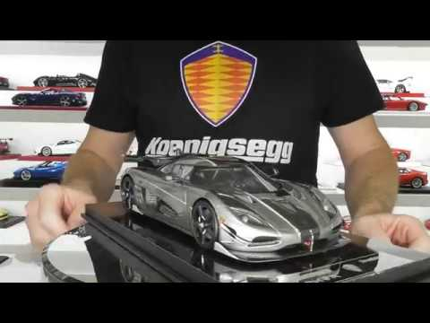 KOENIGSEGG AGERA 'THOR' by Fronti-art Models - Full Review