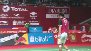 TOTAL BWF World Championships 2015 | Badminton Day 4 R16 M3-MS | Chen ...