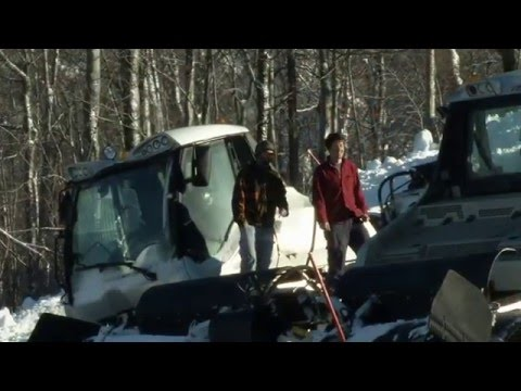 Behind the Scenes at Cannon Mountain