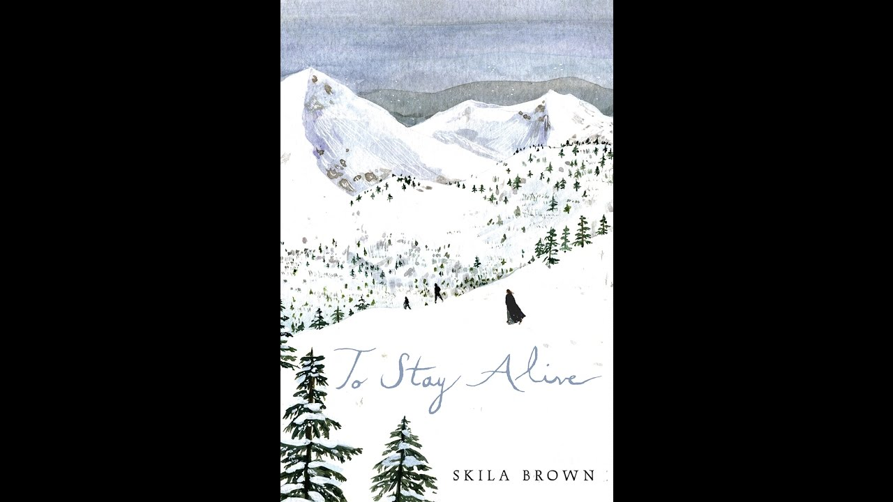 to stay alive by skila brown mpl book trailer 360