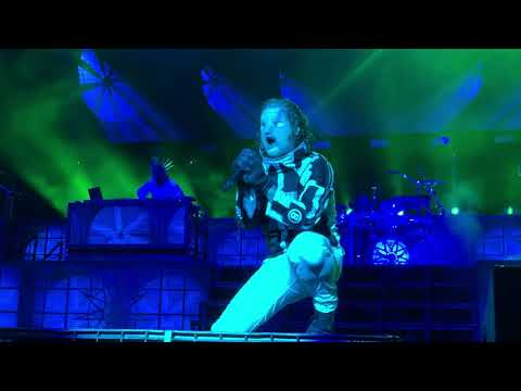 Slipknot Live - Solway Firth 4K First time played live