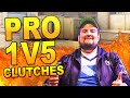 CS GO - Best PRO 1V5'S CLUTCHES of ALL TIME! | neo,pyth,NiKo,rain,hiko BEST PRO CS PLAYS IN HISTORY!