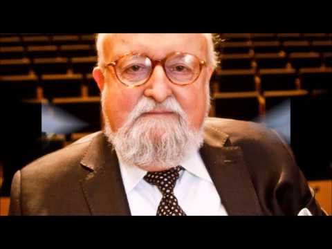 Krzysztof Penderecki - Sextet for clarinet, horn, violin, viola, cello and piano