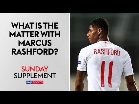 What is the matter with Marcus Rashford? | Sunday Supplement