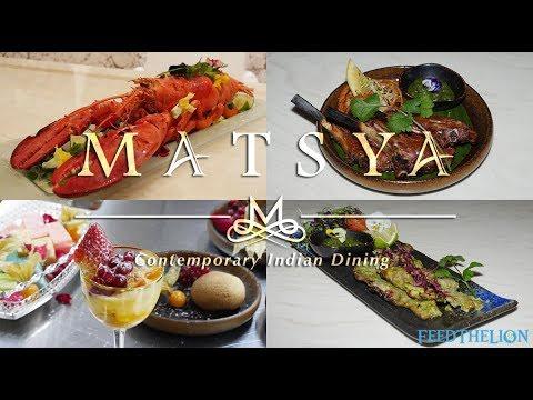 Matsya - Contemporary Indian Fine Dining Restaurant In London's Mayfair