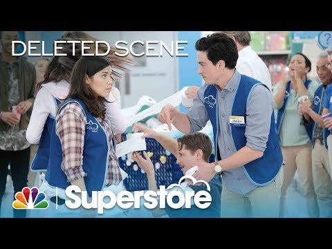 Superstore - Season 4, Part 1: Glenn's Awkward Sex Talk With Jonah (Deleted Scene)