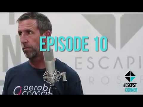 #010 How to improve your lifts with aerobic capacity with Chris Hinshaw