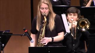 Goin On by Benny Carter Cedar Falls High School Jazz One