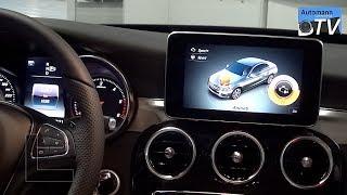 2015 Mercedes C220 BlueTEC (170hp) - Detailed TOUR (1080p)