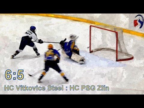 20160204 MU HC Vítkovice Steel : HC PSG Zlín ELMD - sk.B