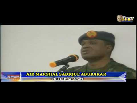 Chief Of Air Staff Warns Of Planned Attack On Air Force Bases By Boko Haram