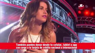 Sofia Reyes - Conmigo Rest Of Your Life Teletón 2015 Chile