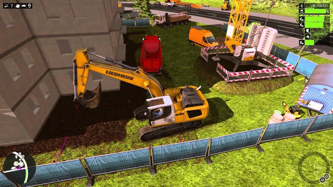 Autofahren Simulator