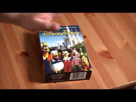 BONUS VIDEO!!! File91e Unboxes 4 DVD's Including Alice In Wonderland.