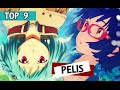 9 Peliculas Anime que debes ver antes de Morir !!