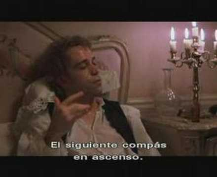 amadeus salieri y mozart youtube. Black Bedroom Furniture Sets. Home Design Ideas