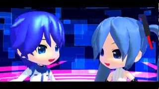 【VOCALOID Nendoroid MMD】 Insensible Coherence Complete Control Device