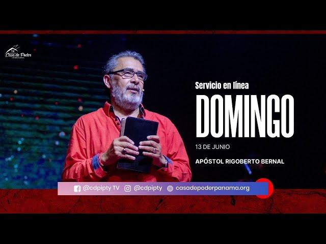 Domingo de victoria #208 | Apóstol Rigoberto Bernal | Casa de Poder Panamá
