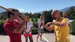 Kampfkunst und gesunde Bewegung mit WTU Wing Tsun - WTU Seminar Saalfelden