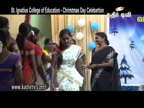 St. Ignatius College of Education - Chrirstmas Day-12