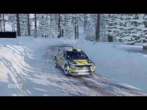 DiRT 4 Replay - Hyundai R5 - Sweden (Career)