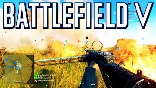 Battlefield 5 New Operations Map Is Amazing Battlefield V Multiplayer Gameplay