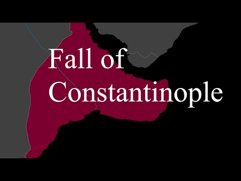 Siege of Constantinople, 1453