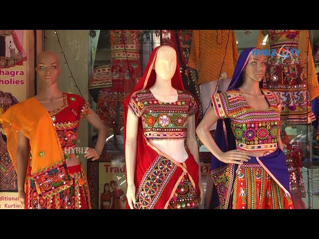 Latest Dandiya Dresses | Navratri Garba Dresses 2018