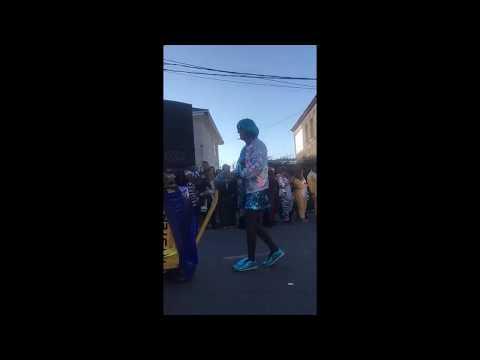 Desfile de Entroido en Sarreaus