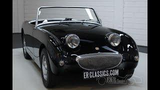 Austin Healey Sprite MK1 1960 -VIDEO- www.ERclassics.com