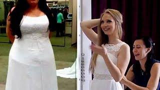Мать и дочь смеялись над полной девушкой, примерявшей платье. Владелица салона поставила их на место