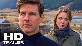 MISSION IMPOSSIBLE 6 - Official Trailer TEASER 2018 (Tom Cruise) Action Movie