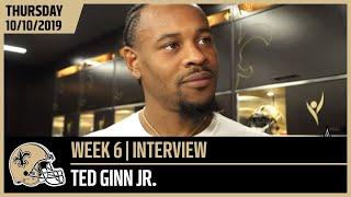 Ted Ginn Jr, Saints Goal To Go 1-0 in Week 6 | New Orleans Saints Football