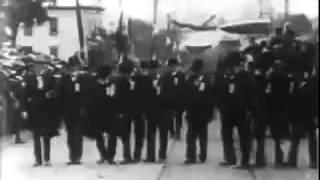 President McKinley's funeral cortege in Washington, D.C. 1901