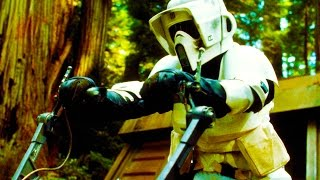 Star Wars Battlefront Speeder Bike Chase Gameplay!! Single Player FULL GAME!! (1080p 60fps HD)