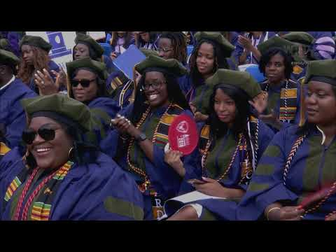 """Commencement Speaker Kasim Reed Calls Howard University a """"Dream Factory for Our People"""""""