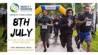 MERCY4MANKIND - Charity Challenge 2018 Promo