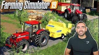Des MODS SYMPAS sur AGRIFRANCE V3 !!! 😜 - Farming simulator 19