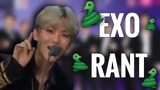 EXO RANT: Mnet are snakes (MAMA)
