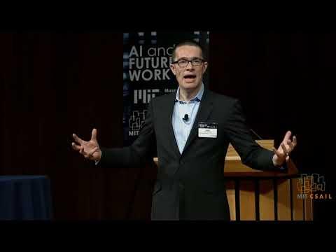 Augmentation vs Automation - Eonomics of Artificial Intelligence