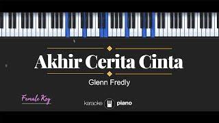Download Lagu Akhir Cerita Cinta (FEMALE KEY) Glenn Fredly (KARAOKE PIANO) mp3