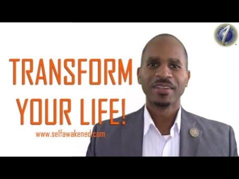 The Key to Success is Personal Transformation