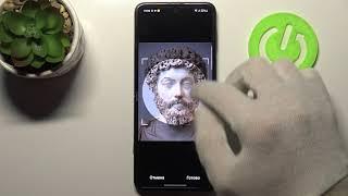 Как добавить фото контакта на Samsung Galaxy Z Flip 3 Присвоение картинки абоненту